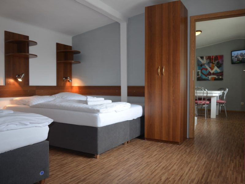 Apartmán č. 5 až pro 6 osob