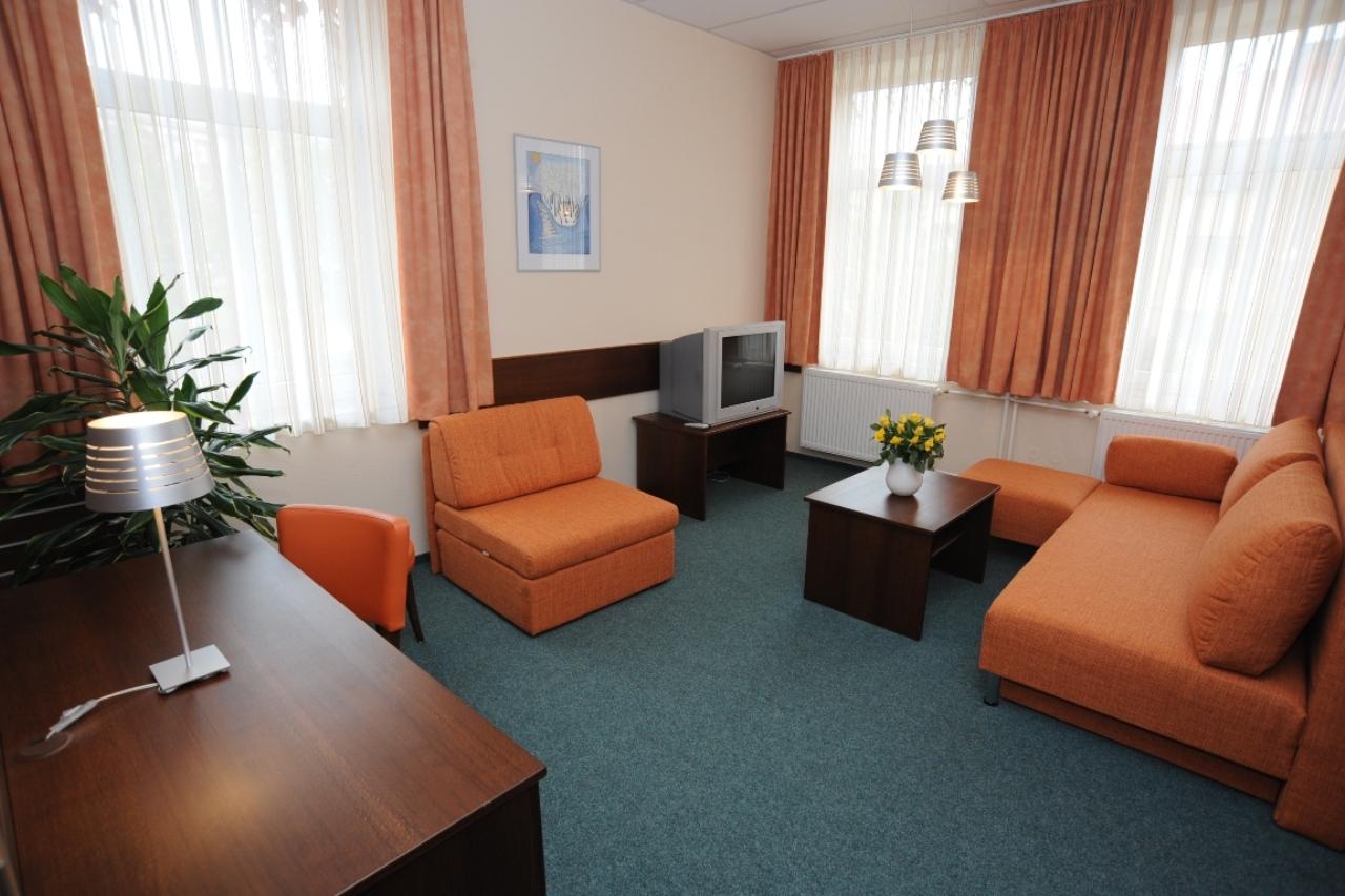 Hotelové apartmá