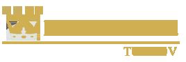 Logo hotelu Karel IV.